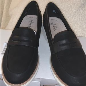 New Clark Loafers